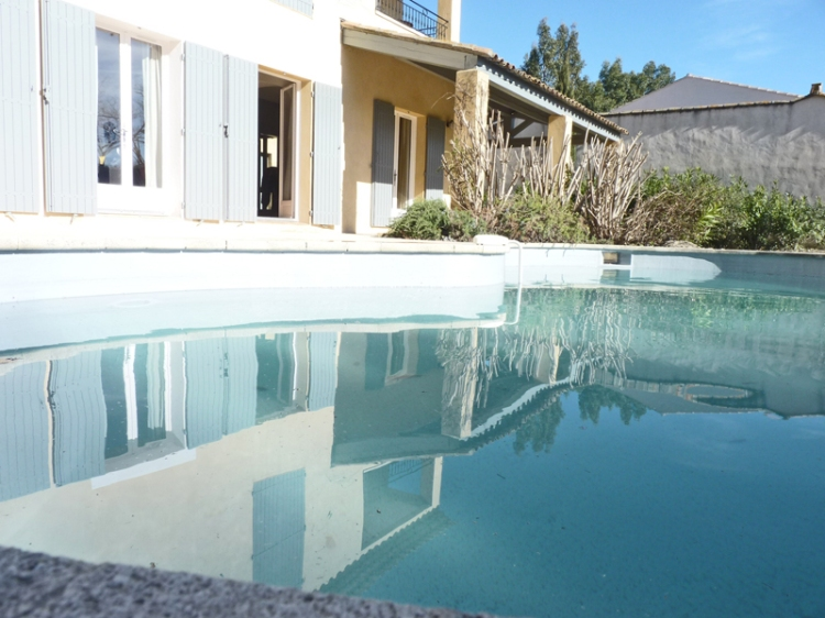 maison piscine vacances